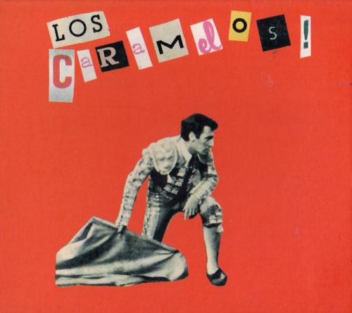 portada del album Los Caramelos 1988 - 1999