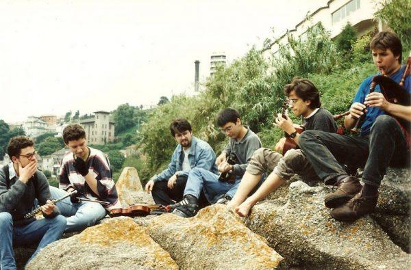 foto del grupo imagen del grupo Os Papaqueixos