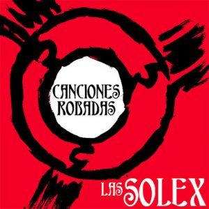 portada del disco Canciones Robadas