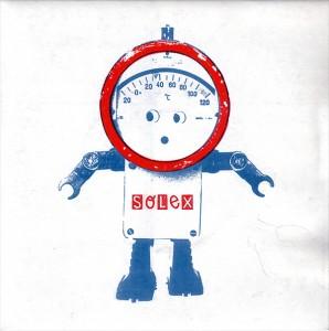 portada del disco La Triste