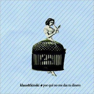 portada del disco Por Qué No Me Das Tu Dinero