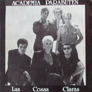 portada del disco Las Cosas Claras