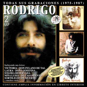 portada del disco Todas sus Grabaciones (1975-1987)