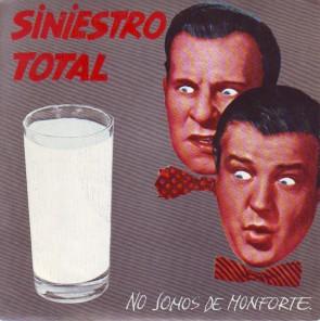 portada del disco No Somos de Monforte