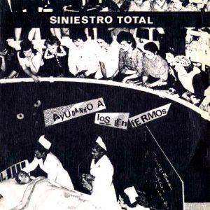 portada del disco Ayudando a los Enfermos