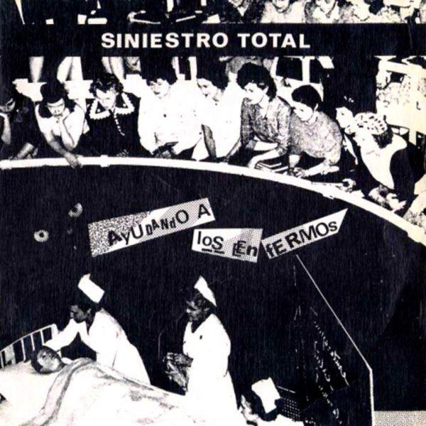 ST sus discos Siniestro_Total-Ayudando_A_Los_Enfermos_EP-Frontal-600x600