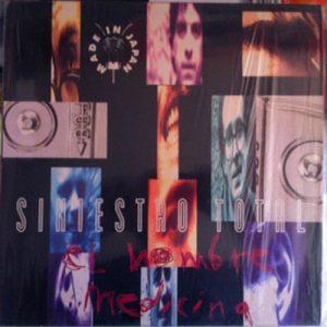 portada del disco El Hombre Medicina