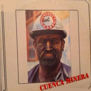 portada del disco Cuenca Minera
