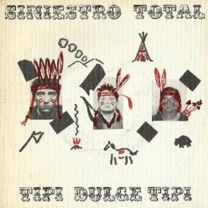 portada del disco Tipi Dulce Tipi