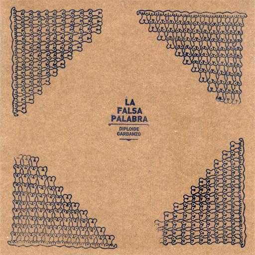 portada del album La Falsa Palabra