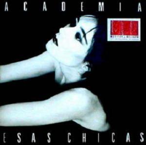 portada del disco Esas Chicas