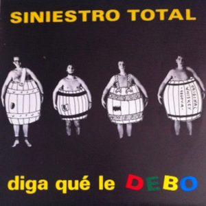 portada del album Diga qué le Debo