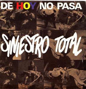 portada del disco De Hoy No Pasa / Elefantes Rosas