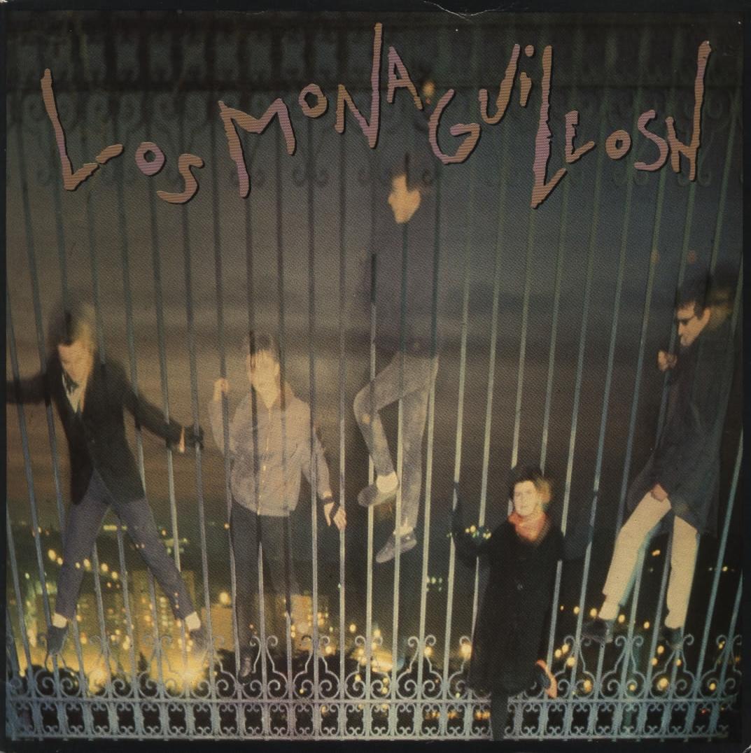 portada del album Los Monaguillosh