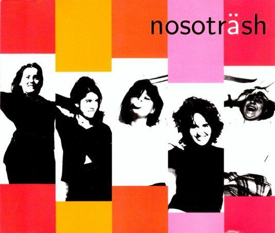 portada del album Nosoträsh