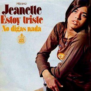 portada del disco Estoy Triste