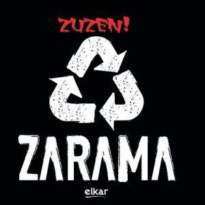 portada del disco Zuzen