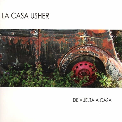 portada del album De Vuelta a Casa