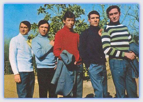 foto del grupo Els 5 Xics
