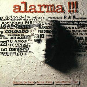 portada del disco Alarma!!!
