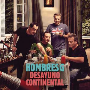 portada del disco Desayuno Continental