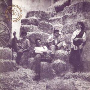 portada del disco Y Cayó la Bomba (Fétida)