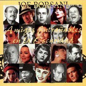 portada del disco Amigos Entrañables en la Oscuridad