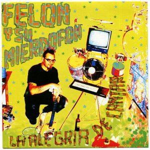 portada del disco La Alegría de Cantar