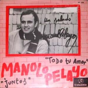 portada del disco Todo tu Amor / Juntos