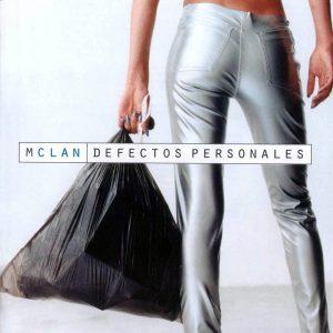 portada del disco Defectos Personales