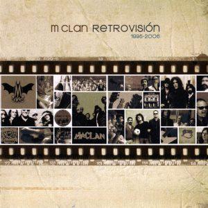 portada del disco Retrovisión