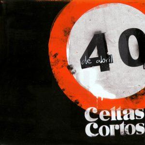 portada del disco 40 de Abril