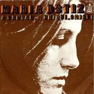 portada del disco A Cantar / Chiqui Chiqui