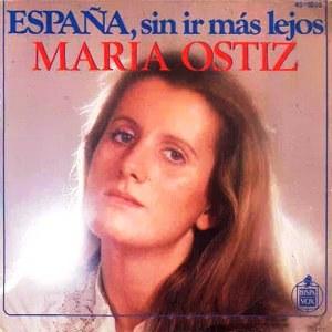 portada del disco España, sin ir más Lejos