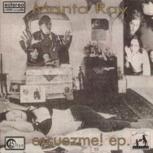 portada del disco Esquezme! EP