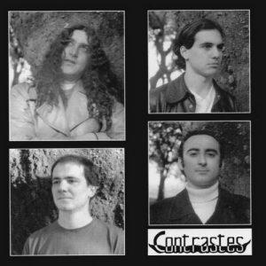 portada del disco Contrastes