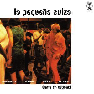 portada del disco La Pequeña Suiza Canta En Español