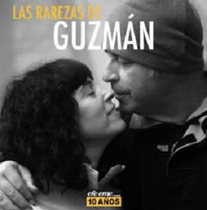 portada del disco Las Rarezas de Guzmán