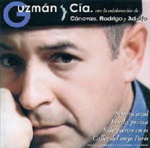portada del disco Guzmán & Cia