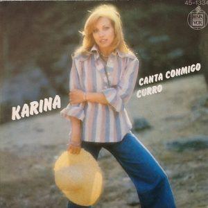 portada del disco Canta Conmigo / Curro
