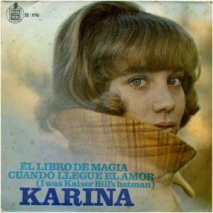 portada del disco El Libro de Magia / Cuando Llega el Amor