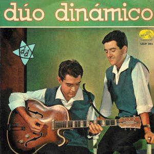 portada del disco Dúo Dinámico