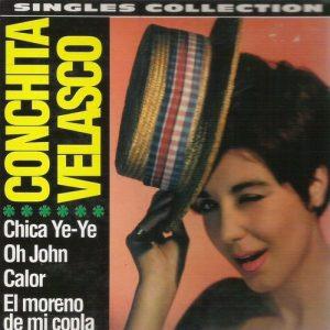 portada del disco Singles Collection