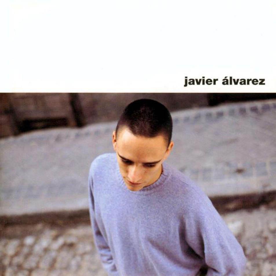 portada del album Javier Álvarez