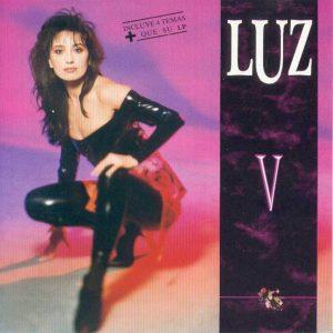 portada del disco V