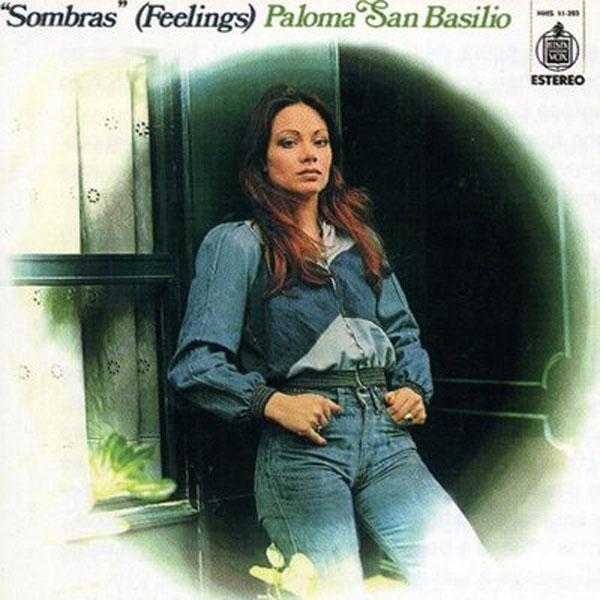 portada del disco Sombras (Feelings)