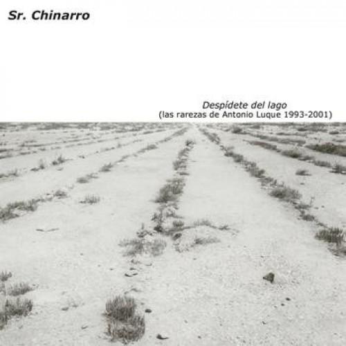 portada del album Despídete del Lago: Las Rarezas de Antonio Luque 1993-2001