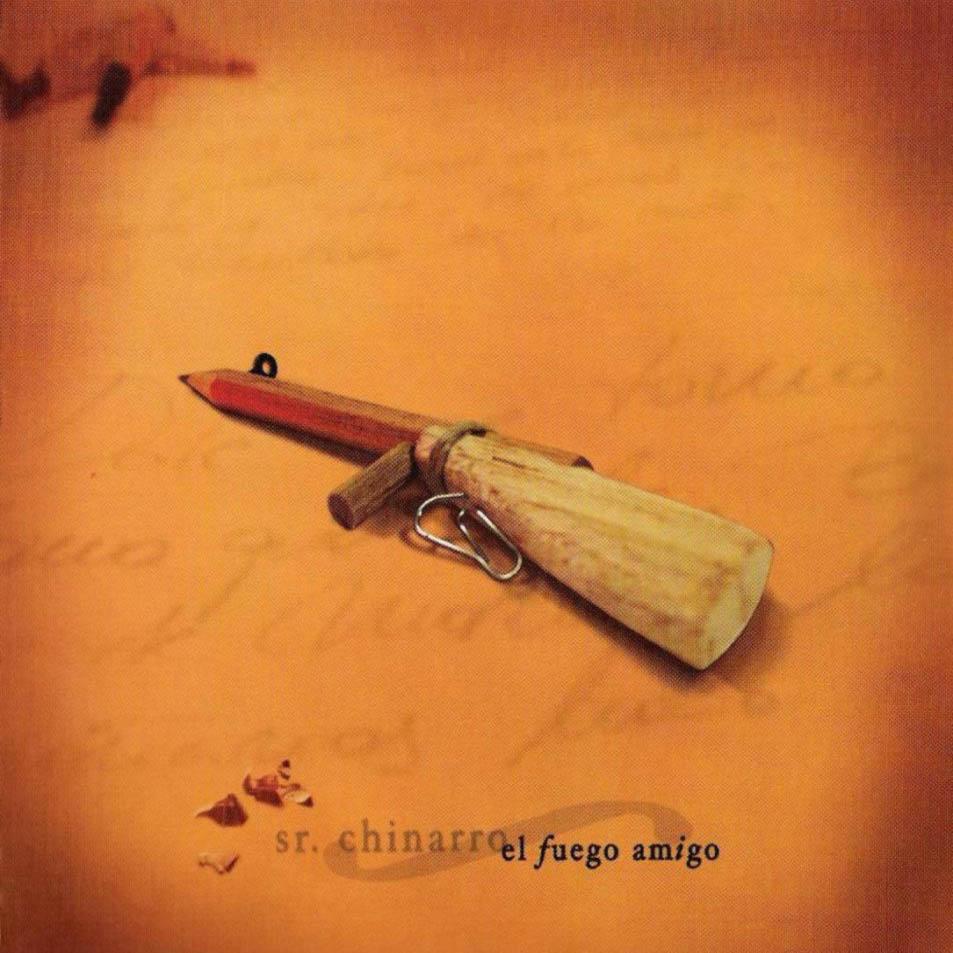 portada del album El Fuego Amigo