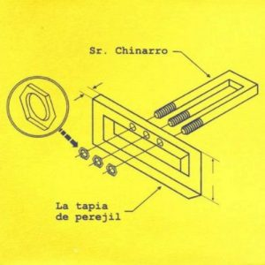 portada del disco La Tapia del Perejil