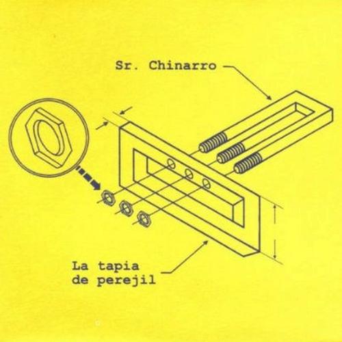 portada del album La Tapia del Perejil